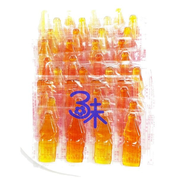 (台灣) 晶晶 水果橡皮糖 1包 600公克 (約 30排 )  特價 110 元 (晶晶象皮糖(晶晶橡皮糖))
