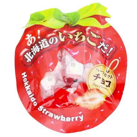 【敵富朗超巿】Sapporo Gourmet草莓巧克力(65g)(賞味期限2018.12.30)