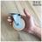 【 EASYCAN  】HD101 活動輪 易利裝生活五金 桌輪 櫃輪 房間 臥房 衣櫃 小資族 辦公家具 系統家具 3