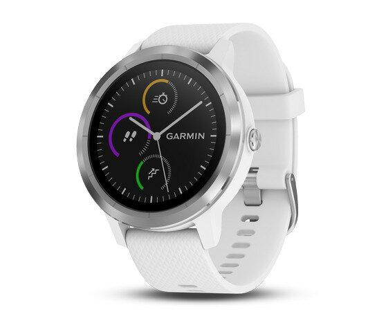 【滿3千,15%點數回饋(1%=1元)】GARMIN VIVOACTIVE 3 智慧腕錶 原廠公司貨  下標前請先考慮好顏色尺吋,除非新品瑕疵否則無法退換貨,麻煩請三思再下標,謝謝您 台灣公司貨,上官網登錄後,保固一年