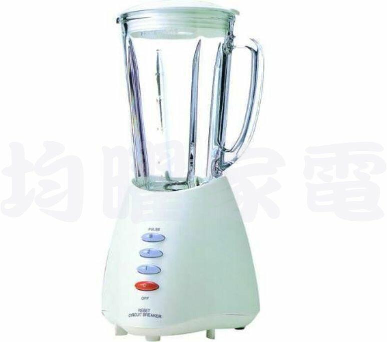 【大家源】 1250c.c.樂活碎冰果汁機TCY-6745