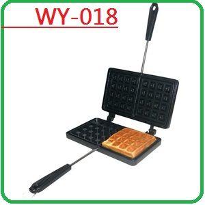 三箭牌WY-018方形厚片鬆餅烤盤 DIY做鬆餅 自在享用下午茶 《刷卡分期+免運》