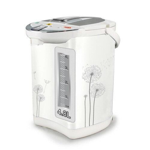 【均曜家電】鍋寶4.8L節能電動熱水瓶PT-4802D 《刷卡分期+免運》