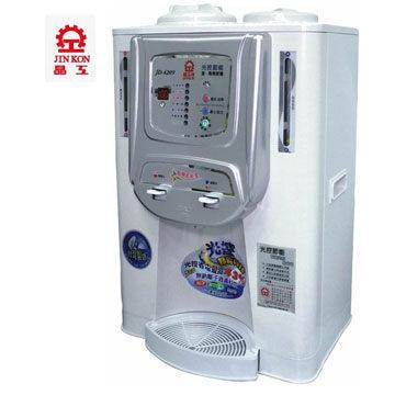 【晶工牌】  JD-4209 光控溫熱全自動開飲機【刷卡分期+免運】