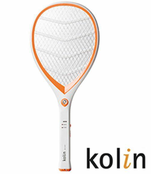 【KOLIN歌林】充電式捕蚊拍 KEM-WD01 《刷卡分期+免運》