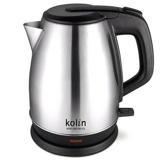 kolin 歌林 1.8L 古典不鏽鋼快煮壺 / 電茶壺 / 電水壺 KPK-MN1801S