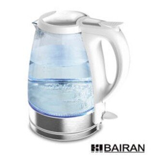 BAIRAN 白朗玻璃炫彩電茶壺FBCK-B09 / 防乾燒安全保護裝置