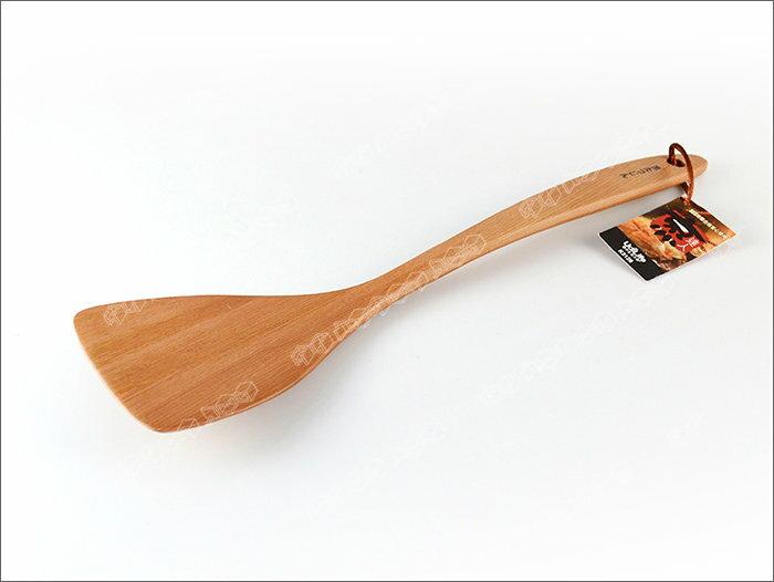 快樂屋♪ 品木屋/烹達人 標準型平煎匙 木煎匙/木鍋鏟/不沾鍋用煎匙
