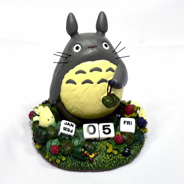 TOTORO 龍貓 萬年曆 日本帶回正版品