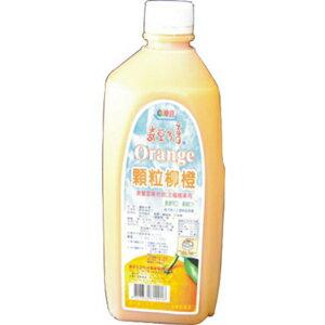 顆粒柳橙汁-奇豆喜多濃縮果汁 2.4kg/罐 -- 【良鎂餐廳原物料商】