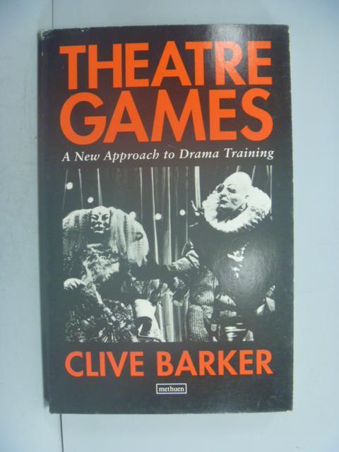 ~書寶 書T4/藝術_LMO~Theatre games : a new approach