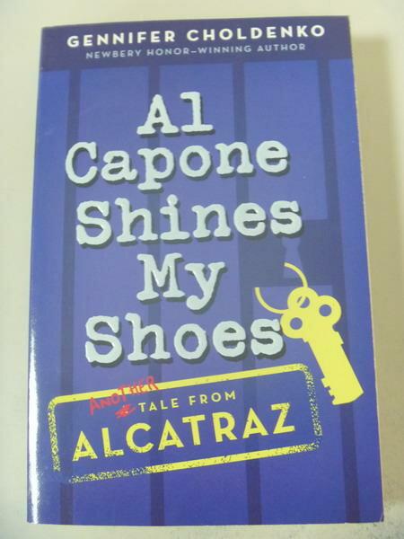 【書寶二手書T6/原文小說_IBF】Al Capone Shines My Shoes 卡彭老大幫我刷鞋 ISBN978