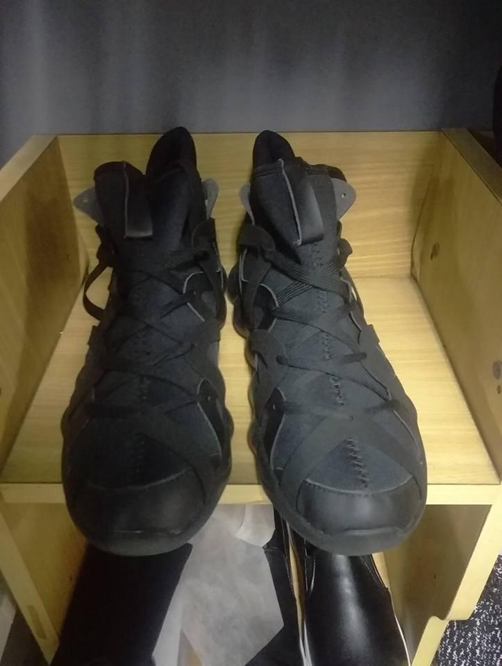 韓國 設計 泡泡鞋 厚底 增高 高筒 暗黑 鞋款 針織綁帶 非 NIKE 絕對平價! 男 女鞋 厚底 slp 編織