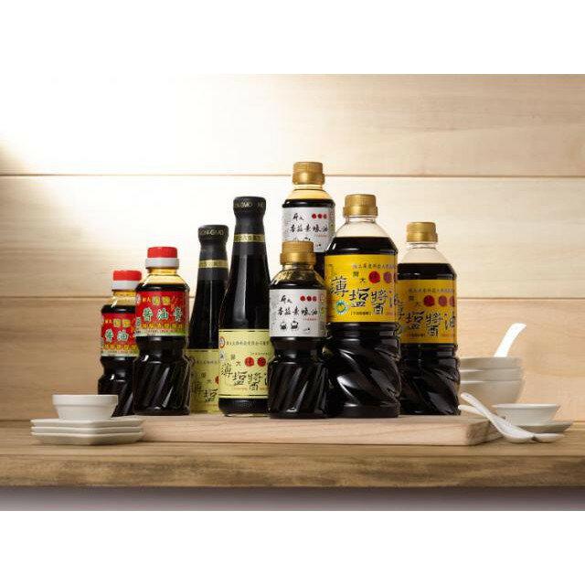 【屏大】非基改薄鹽醬油膏300ml