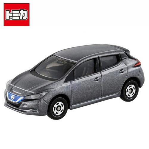 【日本正版】TOMICA 多美小汽車 日產 NISSAN LEAF 初回特別式樣 NO.93 休旅車 玩具車 - 879756
