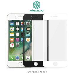 APPLE iPhone 7 4.7吋 NILLKIN AP+PRO 疏油疏水 滿版鋼化玻璃貼 9H硬度 螢幕玻璃保護貼
