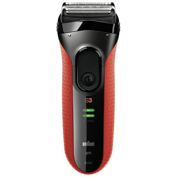 德國百靈BRAUN電動刮鬍刀 3刀頭/水洗/3030s。1色-日本必買 代購/日本樂天代購(8100*0.5)