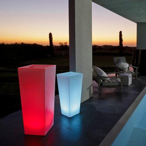 【7OCEANS七海休閒傢俱】Smart&Green 戶外燈具花器 RUMBA 4