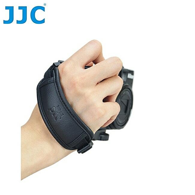 我愛買#JJC真皮單眼相機手腕帶HS-M1單反相機手腕帶輕單手腕帶類單眼手腕帶微單手腕帶DSLR手腕帶單反手腕帶微單眼手腕帶輕單眼手腕帶 適Canon EOS-M3 EOS-M5 EOS-M6 EOS..