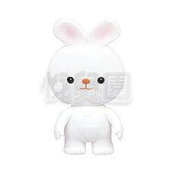Toy Royal 樂雅 軟膠玩具-兔子【悅兒園婦幼生活館】
