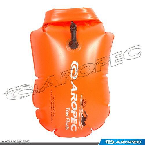 【【蘋果戶外】】AROPECRF-ER01-15L-OR單氣囊游泳浮球(可做防水袋用)