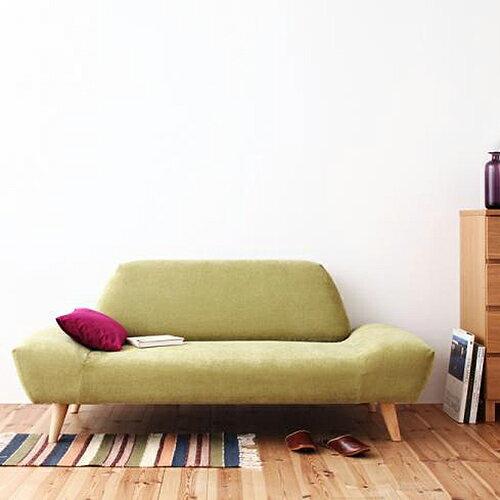 JP Kagu 日系2人座 / 雙人座可拆洗摩登造型布質矮沙發(三色) 1