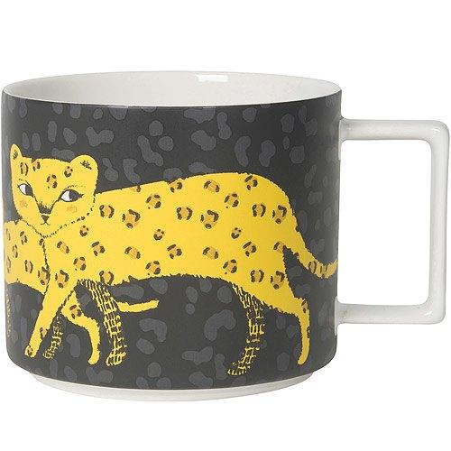 《DANICA》方柄馬克杯(黃金豹)