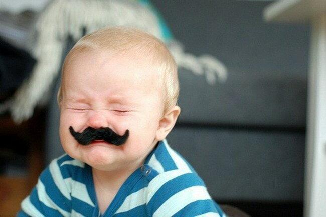 多款式 假鬍子(6入組) 翹鬍子 八字鬍假鬍子 派對鬍子 萬聖節/派對/服裝/角色扮演【塔克】