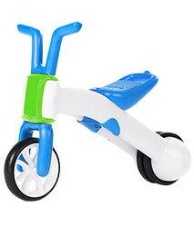 【淘氣寶寶】比利時Chillafish二合一寶寶平衡車-清新藍綠【三輪變二輪,高CP值的幼兒玩具車】