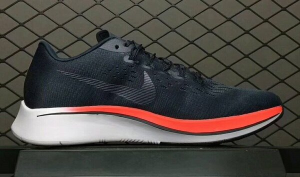 NikeAirZoomVaporfly4Fly黑橘男款