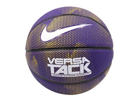 【H.Y SPORT】NIKE NKI0150607 合成皮籃球 #7號 (紫色)