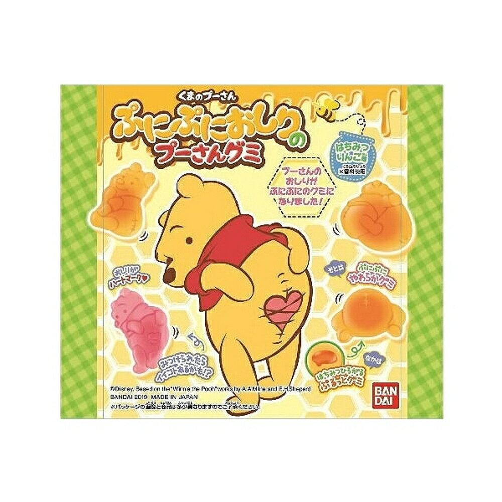 BANDAI 萬代 小熊維尼造型蜂蜜蘋果味軟糖(33g)【小三美日】◢D425458 - 限時優惠好康折扣