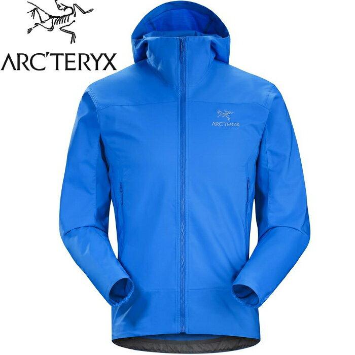 Arcteryx 始祖鳥 軟殼外套/軟殼衣/登山外套/防風外套 Tenquille Hoody 男款 18760 參宿藍