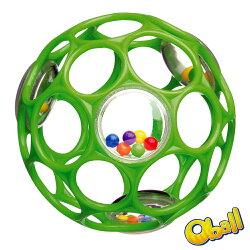 Kids II OBALL 4吋沙沙洞動球
