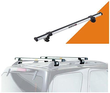 【野道家】travel life QP-S110/125/145 鋁合金車頂架 行李架橫桿 直桿車款專用 固定式車頂架