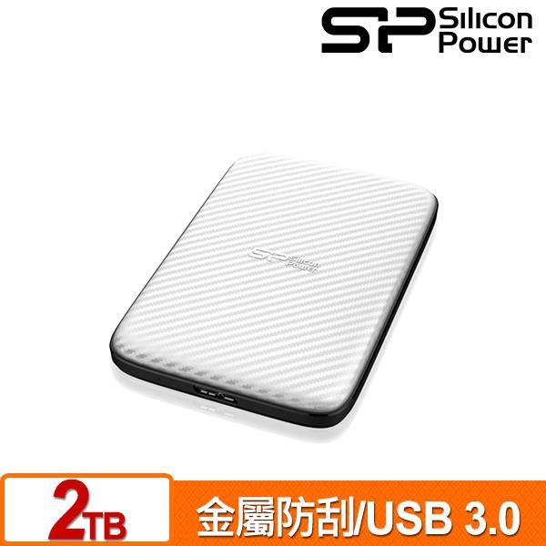 【廣穎】SiliconPowerDiamondD202TBUSB3.12.5吋行動硬碟