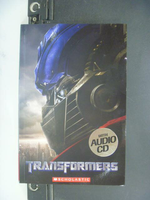 【書寶二手書T7/一般小說_NAM】Transformers with CD_Scholastic UK