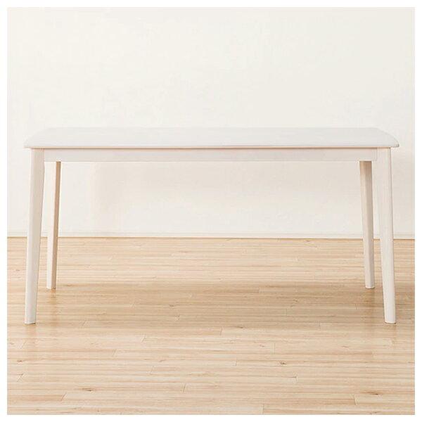 ◎實木餐桌 ALNUS 15080 WW 櫸木 NITORI宜得利家居 1