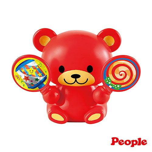 《日本 People》歡樂五感音樂小熊 東喬精品百貨