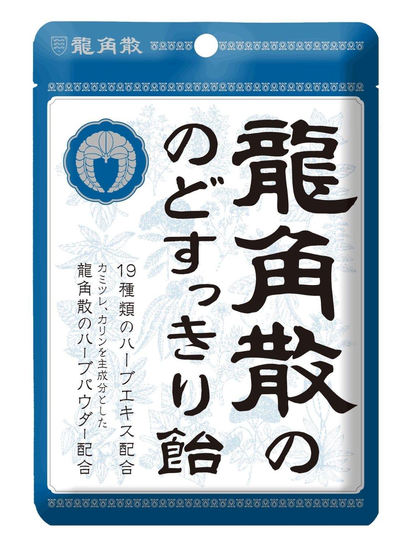 龍角散喉糖-藍袋88g 龍角散???????飴