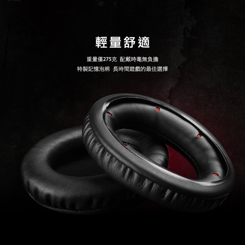 【宏華資訊廣場】HyperX-Cloud Stinger 電競耳機 (HX-HSCS-BK/AS)