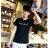 ◆快速出貨◆T恤.情侶裝.班服.MIT台灣製.獨家配對情侶裝.客製化.純棉短T.簡單字 Love Bomb【Y0260】可單買.艾咪E舖 1