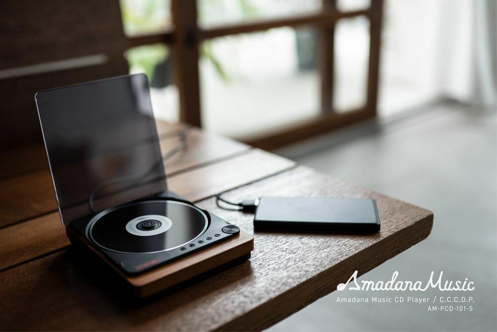 日本仿復古黑膠播放器 Amadana Music CD Player C.C.C.D.P. -日本必買 日本樂天代購(13200) /  件件含運 4