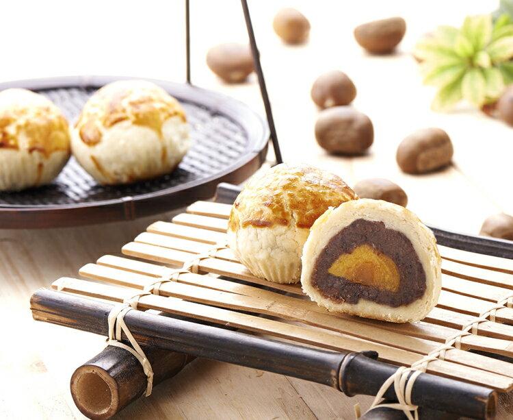 【台中伴手禮】8入蛋黃酥禮盒 /蛋黃酥創始店 4
