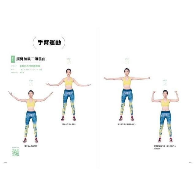 女子訓練營:跟著我們瘦身X生活X保養,快樂打造微肌美形 9