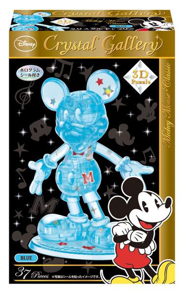 【Disney 品牌授權系列】3D水晶拼圖-米奇 HA06435