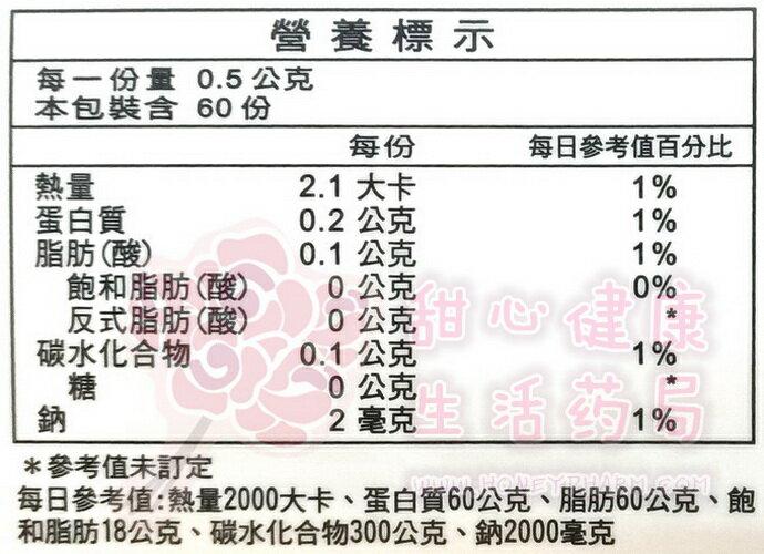 愛衛康 IGY 膠囊 蛋黃粉末 (60粒/盒)