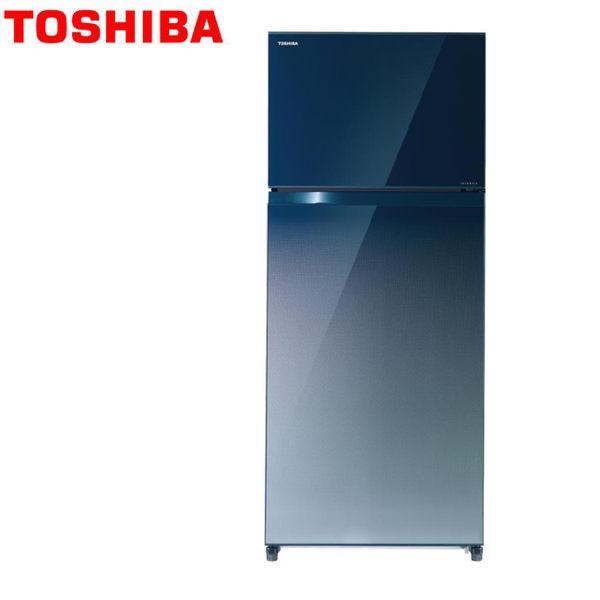 『TOSHIBA』☆ 東芝 468公升變頻無邊框玻璃系列冰箱 GR-HG52TDZ **免運費+基本安裝+舊機回收**