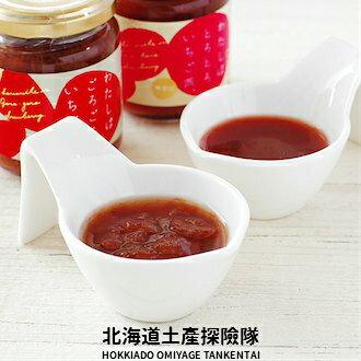 「日本直送美食」[小川農場] 草莓手工果醬組~ 北海道土產探險隊~ 2