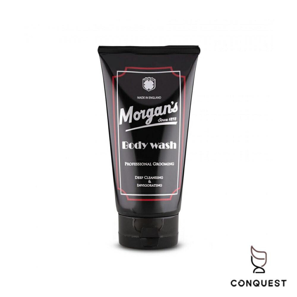 【 CONQUEST 】英國 Morgan's Body Wash 沐浴露 沐浴乳 經典清新佛手柑香味
